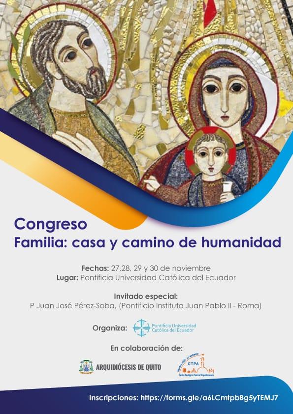 Congreso Internacional de Teología Pastoral sobre el tema de la Familia